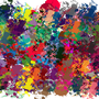 Colorful Paint Splatter by 123456connor