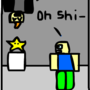 Me with Starman Vs Noob by dragonslayer182