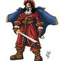 Captain Morgan by Nhazul