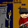 BB: King Duke and Kid by FlashStorm