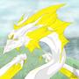 Dragon by Bazomanda