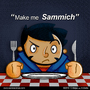 Make Me a Sammich by Torogoz