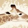Giraffe by J-qb