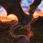 Flying Dragon by o-eternal-o
