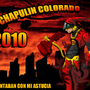 EL CHAPULIN COLORADO 2010 by senshi1