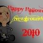 Happy Halloween Newgrounds2010 by superjacku