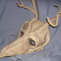 Stag skull mask by Pyratekirk