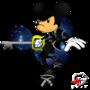 King Mickey by MentalMyles