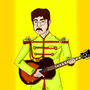 Sgt. John Lennon by destructin