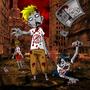 Zombie Apocalypse by zaigor1