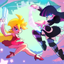 panty & stocking attack by rtil