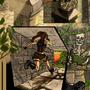 Lara Vs Predator by GotRedOnYou