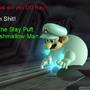 MARIO STAYS PUFF by kingdomh35353335