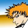 Ichigo by firelukey1409