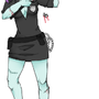 Zombie Cop by killerkira92