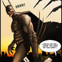 Batman by Havelkin