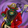 Lechuck by ronnieraccoon