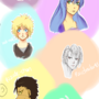 ArtTrades by sweetyluli