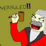 OVERRULED by Iplaygames