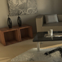 Modern living room by Carck