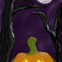 Halloween Night by galabadass