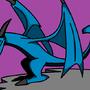 Pixel Dragon by GJBottomley