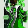 Green Lantern Gleebits by AnglicanEnvoy