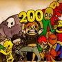 200th DRAWING ON NG by dommi-fresh