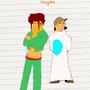 zuyuke, the girlchan guy by mechano4