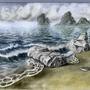 seashore by cristianemi