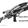 Mass Effect Rifle by kazoodac