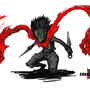 Flame Ninja by CHAOSWONTON