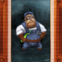 Dwarf Handyman by MercuryBD