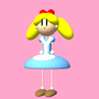 Daisy Dottie in 3D! by OutcastLabs