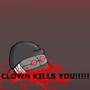 OMFG YOU DO NOT KILL CLOWN! by Peterpeterpet