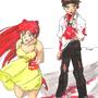 Zombie Shinji's Revenge by Abbyka