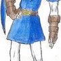 Link - Zora Tunic by SSJ3-Goku4567