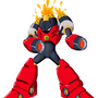 Magma Man by AcronymSix