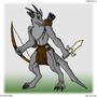 """Fur-""lizard by Drakee"