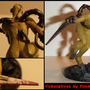 Beta class remnant/Hive maiden by Ynek