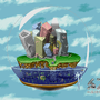 Cityglobe by Skiffles