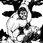 Hulk SMAYSH! by TheKillustrator