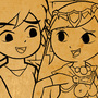 Zelda's... True nature!! Tales by 31inDM4sTeR