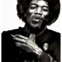 Jimi Hendrix by crtaranto
