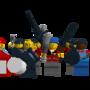 lego Team Fortress 2 by shadowfan246