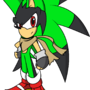 Ashura the Hedgehog by Aeon70