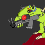 Techanoid sniper by Gorkzilla1