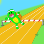 Hurdle Turtle Jump! by Holmfry