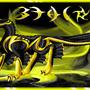 The Golden Beau Dragon by Kralissa