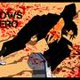Crows Zero-Takiya Genji by TaraGraphika